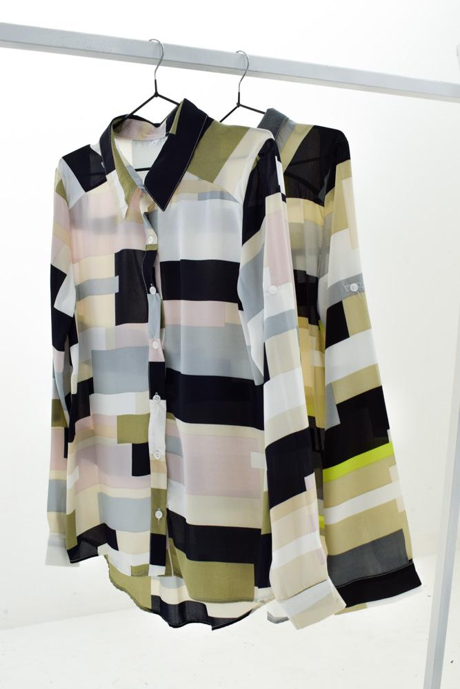 Camisa Duquesa