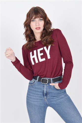 Remera Hey